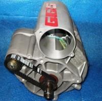 RS G65 Lader Umbau mit eigenen Teilen