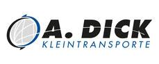 A. Dick Kleintransporte