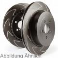 Seat Leon 1 2 Bremsscheiben vorne BSD1338 High Carbon Blade Disc Black