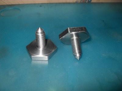 Schraube für Spannhebel Flachriemen G60 Motoren