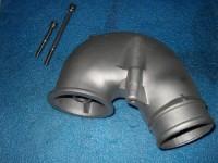 180° Auslassbogen für G60 mit großem Ladeluftkühler