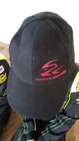 Kappe Standard mit Röttele-Racing Werbung