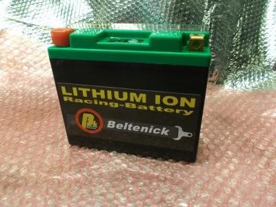 Beltenick® Rennbatterie für Golf 12V 14AH - 420CCA Lithium Ionen 1,4 kg