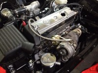 Polo G40 Turbolader Kit von 1,2 bis 2,4 Bar Ladedruck.